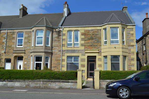 2 Bedrooms Flat for sale in 27 Argyle Road, Saltcoats, KA21 5NF