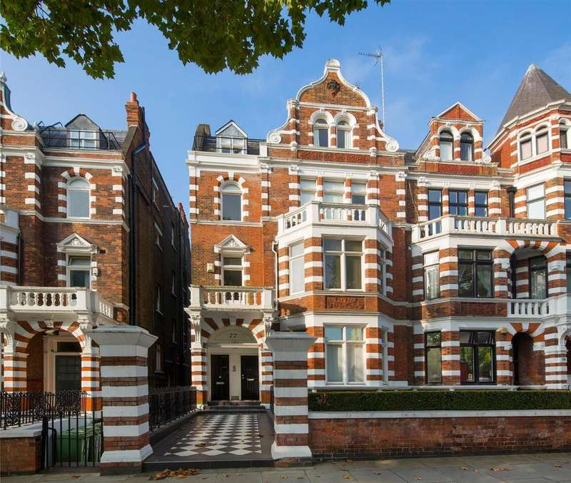5 Bedrooms Apartment Flat for sale in Hamilton Terrace, NW8