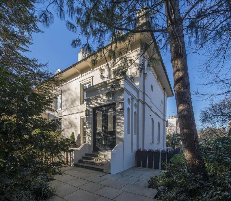 6 Bedrooms Semi Detached House for sale in Blomfield Road, Little Venice, London