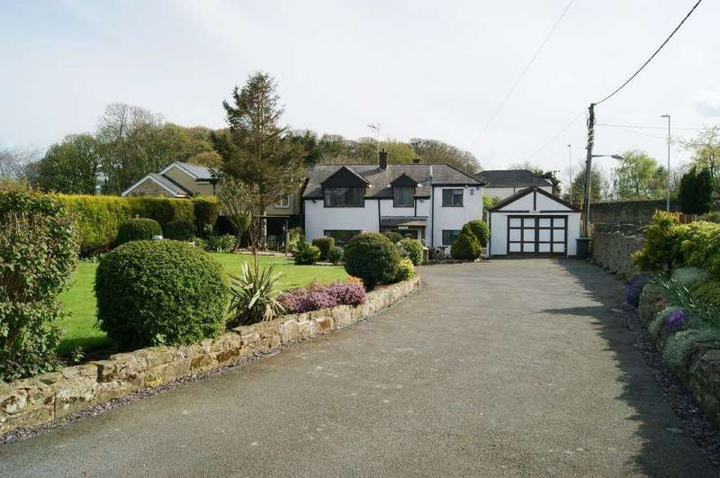 3 Bedrooms Semi Detached House for sale in Heol Offa, Coedpoeth, Wrexham