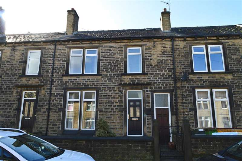 4 Bedrooms Terraced House for sale in Stanley Road, Lindley, Huddersfield, HD3 3LU