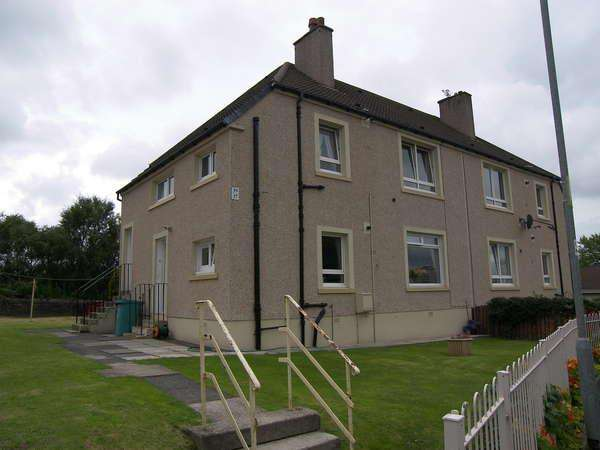 2 Bedrooms Flat for sale in 39 Cecil Street, Coatbridge, ML5 4AJ