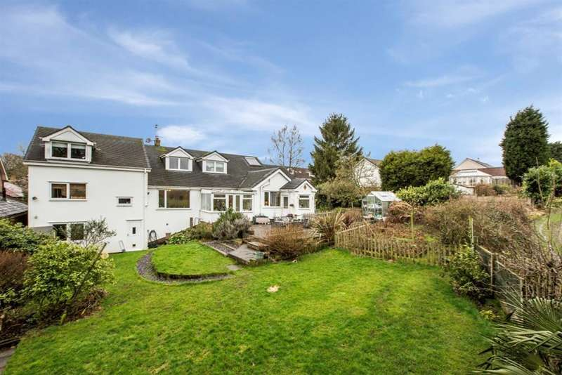 5 Bedrooms Detached House for sale in Crossfield Drive, Worsley, Manchester, M28 2QQ