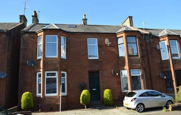 1 Bedroom Flat for sale in 1/L, 9 James Street, Dalry, KA24 5ET