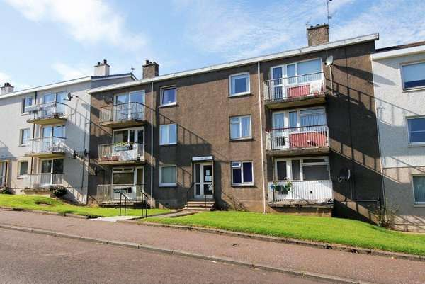 2 Bedrooms Flat for sale in 106 Belmont Drive, Westwood, East Kilbride , G75 8HD