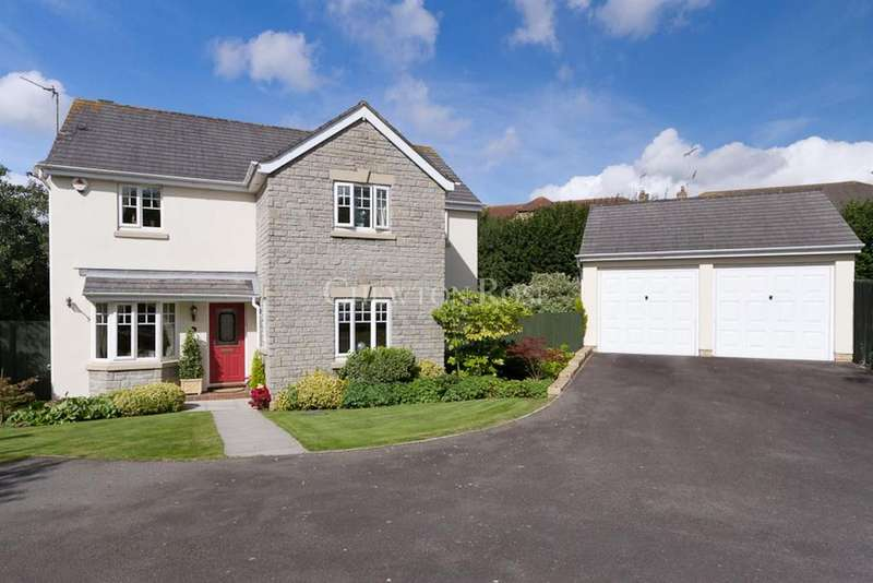 4 Bedrooms Detached House for sale in COWBRIDGE, Ystradowen, Vale of Glamorgan