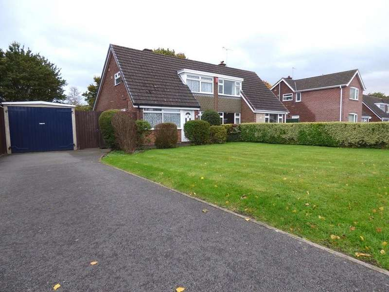 3 Bedrooms Bungalow for sale in Hurst Drive, Stretton