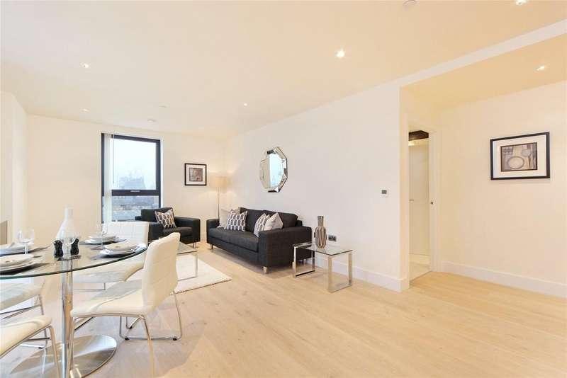 2 Bedrooms Flat for sale in Battersea Exchange, 5 Lockington Road, London, SW8