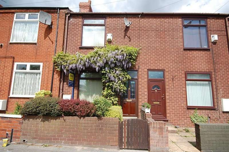 3 Bedrooms Terraced House for sale in Elephant Lane, Thatto Heath, St. Helens