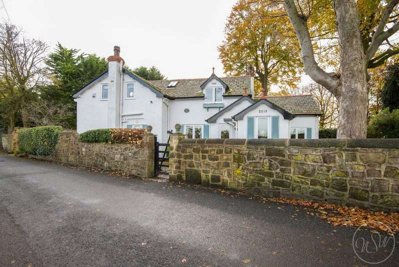 4 Bedrooms Cottage House for sale in Mill Lane, Aughton