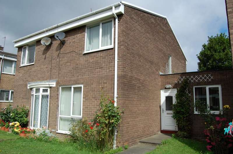 2 Bedrooms Semi Detached House for sale in Marlborough, Seaham, Co Durham, SR7