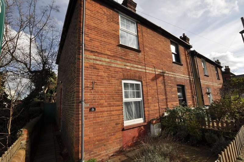 2 Bedrooms Semi Detached House for sale in Walnut Tree Close, Guildford