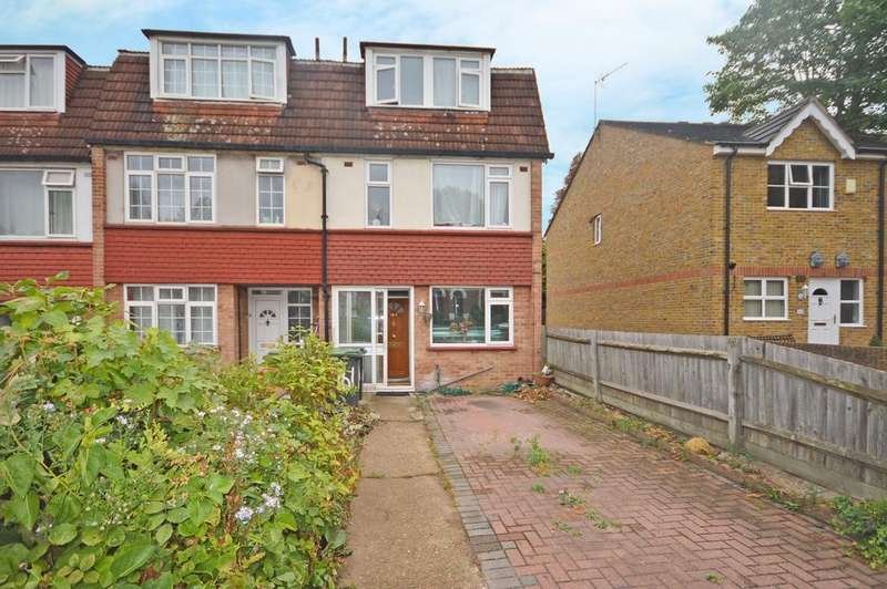 4 Bedrooms Terraced House for sale in Verdant Lane Catford SE6