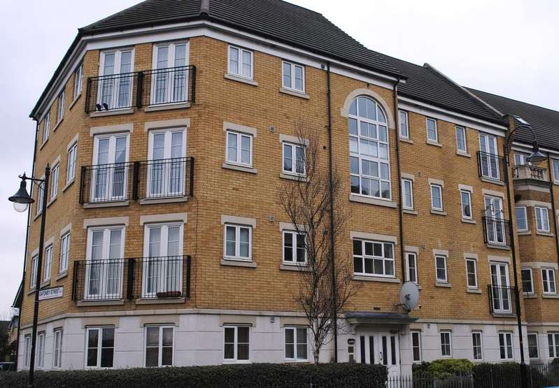 1 Bedroom Flat for sale in Kelly Avenue Peckham SE15