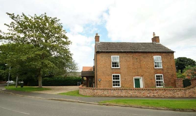 4 Bedrooms Cottage House for sale in High Street, Swinderby