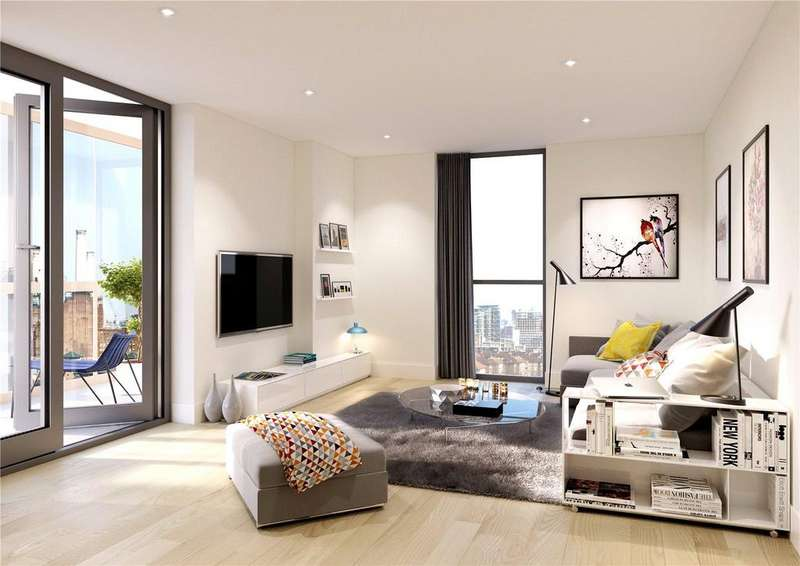 3 Bedrooms Penthouse Flat for sale in Battersea Exchange, Queenstown Road, London