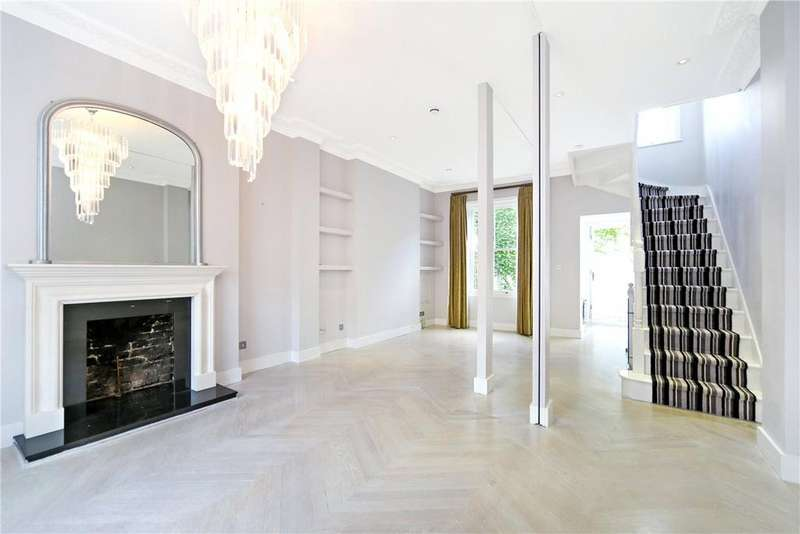 4 Bedrooms Terraced House for sale in Portland Road, Holland Park, London, W11