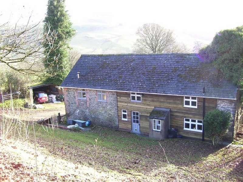 3 Bedrooms Equestrian Facility Character Property for sale in Llanerfyl, Welshpool