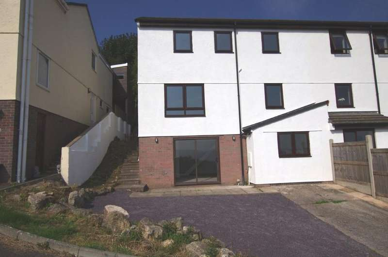 4 Bedrooms Semi Detached House for sale in Tan Y Coed, Penrhynside