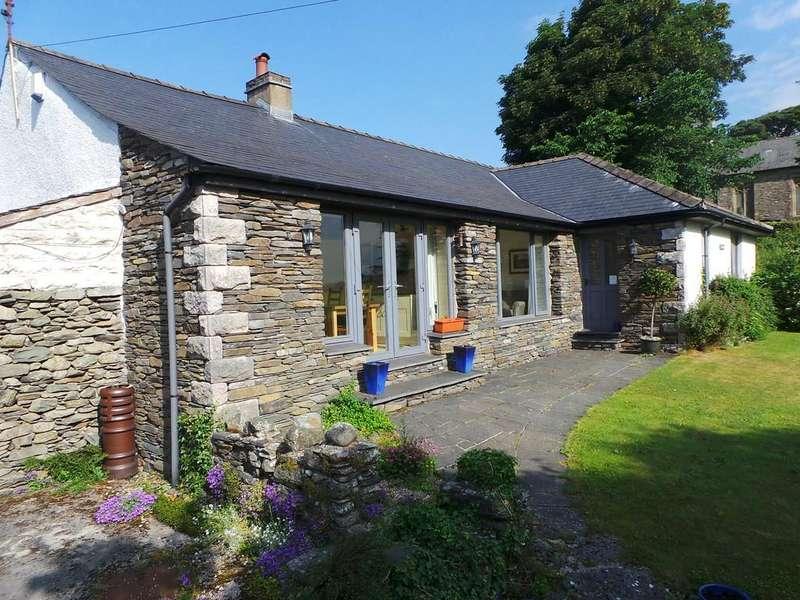 4 Bedrooms Detached Bungalow for sale in Fair View, Church Stile, Pennington