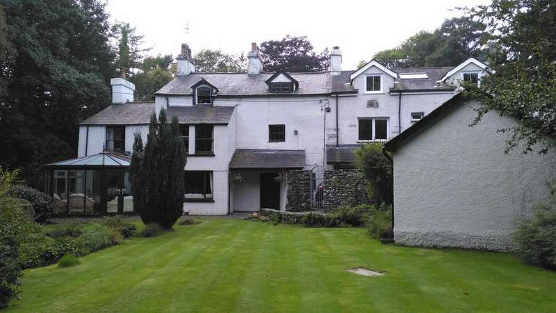 5 Bedrooms Cottage House for sale in Lowick Green, Ulverston