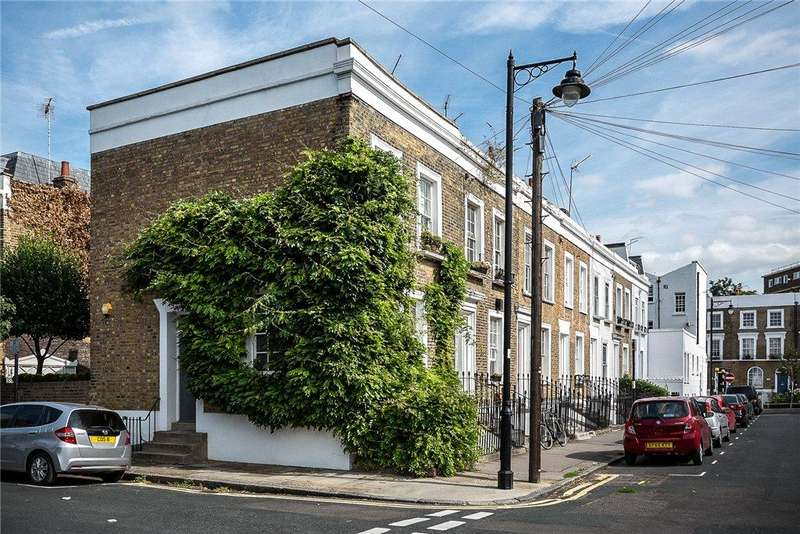 1 Bedroom House for sale in Arlington Avenue, Angel, London, N1