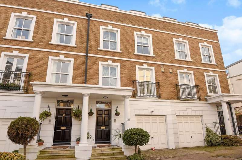 5 Bedrooms Terraced House for sale in Eliot Place Blackheath SE3
