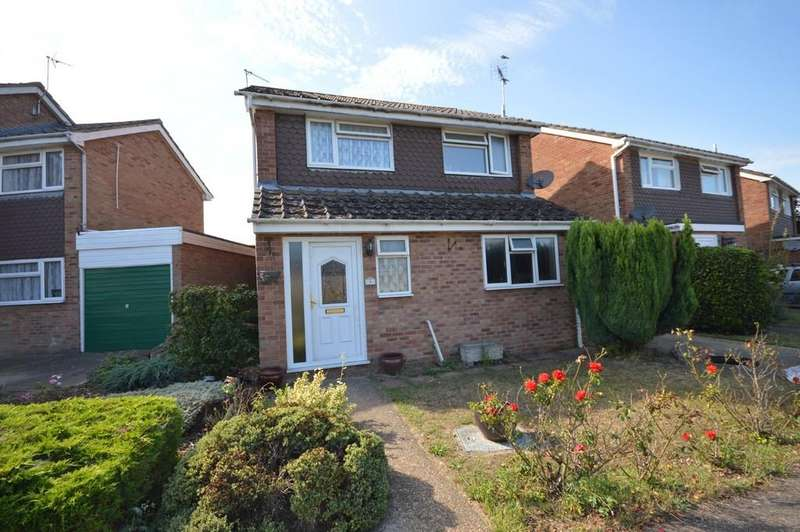 4 Bedrooms Detached House for sale in Valfreda Way, Wivenhoe