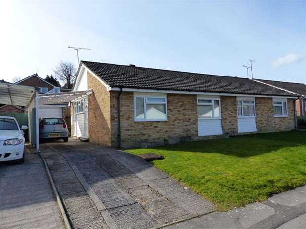 2 Bedrooms Semi Detached Bungalow for sale in Wylye Road, Warminster