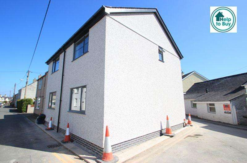 2 Bedrooms Terraced House for sale in Bethel, Gwynedd
