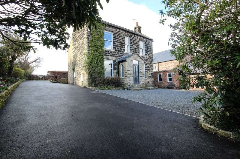 4 Bedrooms Detached House for sale in old brandon, lane shadwell, leeds, West Yorkshire, LS17
