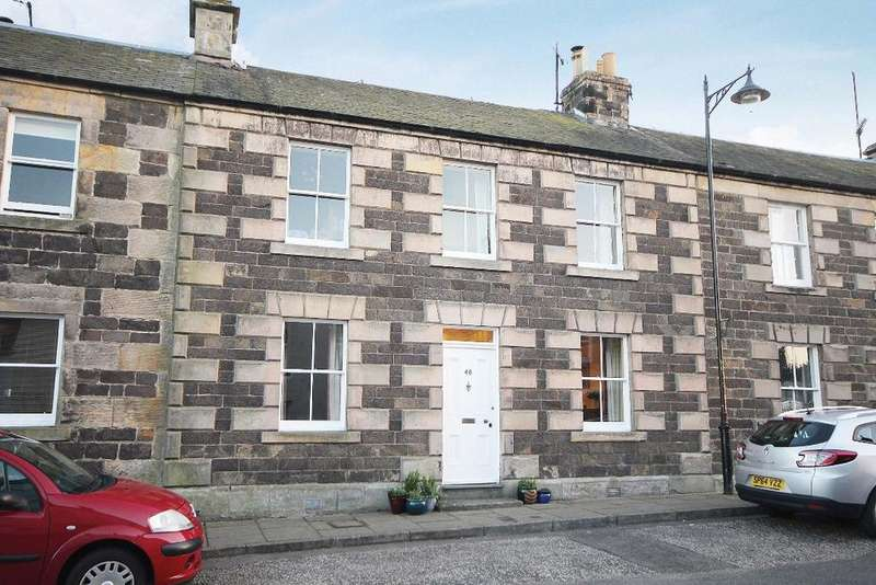 3 Bedrooms Villa House for sale in Main Street, Abernethy , Perthshire , PH2 9JB