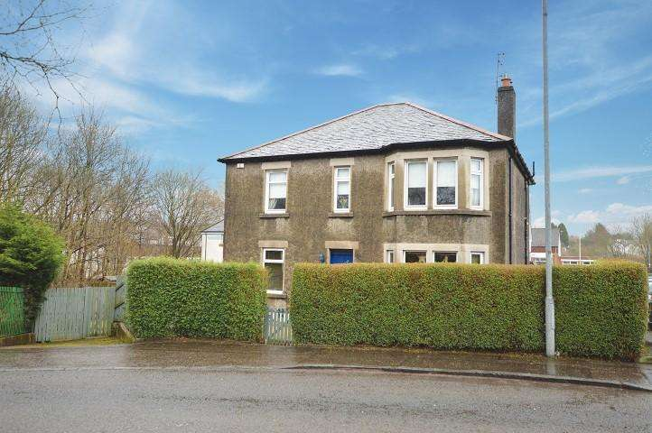 2 Bedrooms Flat for sale in 34 Clober Road, Milngavie, G62 7SP