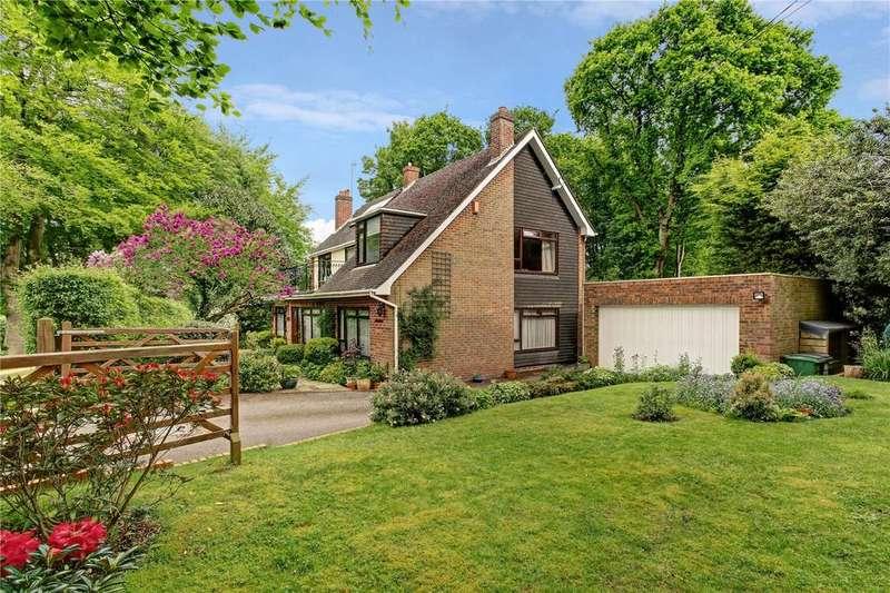 4 Bedrooms Detached House for sale in Bethesda Street, Upper Basildon, Reading, RG8
