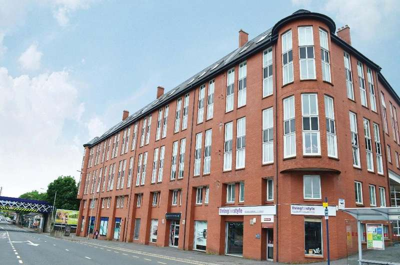 2 Bedrooms Flat for sale in Randolph Gate, Flat 1/2, Jordanhill, Glasgow, G11 7DH
