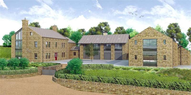 3 Bedrooms Detached House for sale in Slaidburn Road, Waddington, Clitheroe, Lancashire, BB7