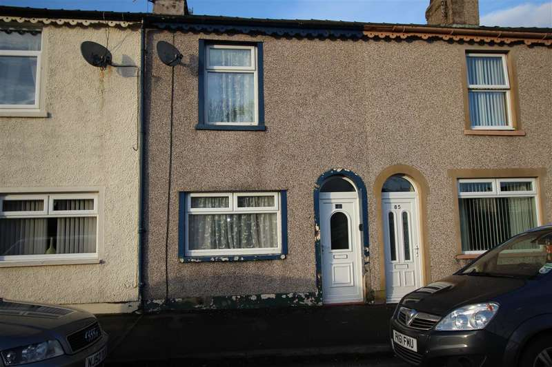 3 Bedrooms Terraced House for sale in Lonsdale Road, MILLOM