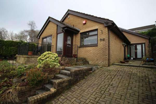 4 Bedrooms Detached Bungalow for sale in 22 Doune Gardens, Gourock, PA19 1EA