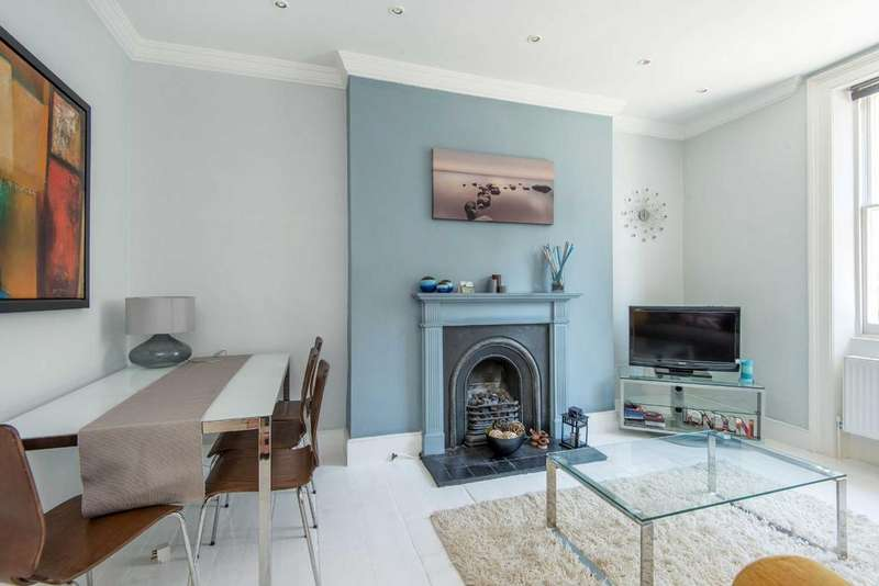 2 Bedrooms Apartment Flat for sale in Aldersgate Street, EC1A