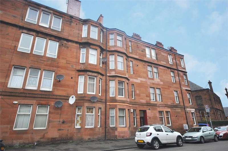 1 Bedroom Flat for sale in 0/1, 6 Niddrie Road, Govanhill, Glasgow, G42