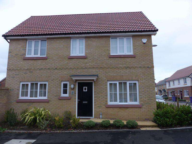 3 Bedrooms Detached House for sale in North Light Way, Heywood