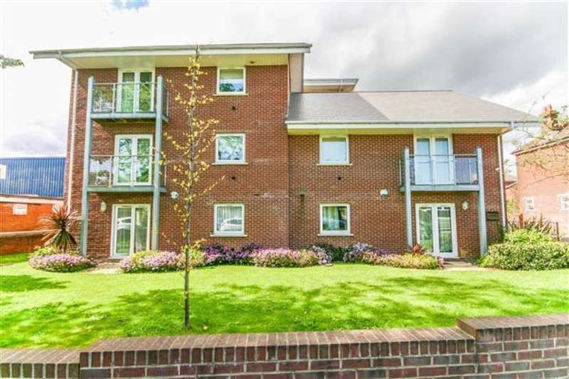 2 Bedrooms Flat for sale in Winchester Road, Southampton, SO16