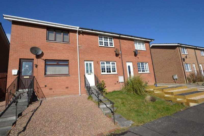 2 Bedrooms Property for sale in Foulden Place, Dunfermline, KY12