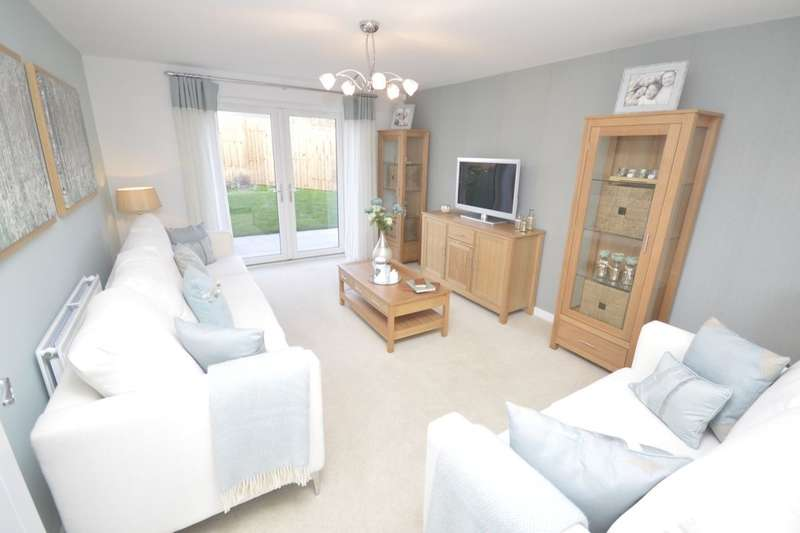 4 Bedrooms Detached House for sale in The Honeysuckle, Bucknall Grange, Eaves Lane, Stoke-On-Trent, ST2
