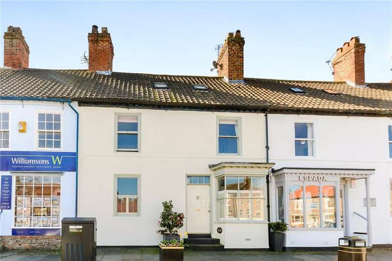4 Bedrooms House for sale in The Old Book Shop, 16 St. James Square, Boroughbridge, York, YO51