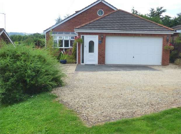 5 Bedrooms Detached Bungalow for sale in Staunton-on-Wye, Hereford
