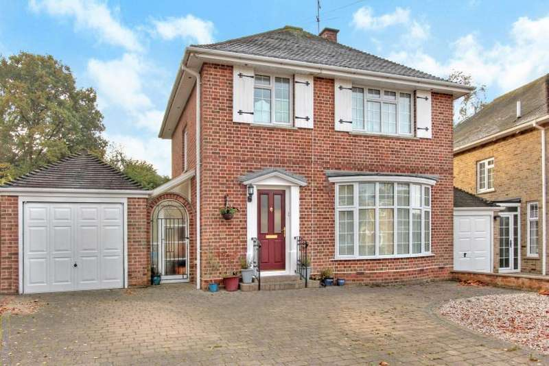 4 Bedrooms Detached House for sale in Alexandra Road, Scantabout, Chandlers Ford