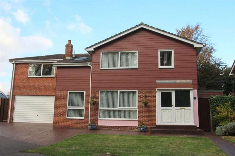 6 Bedrooms Detached House for sale in Blackbrook Road, Great Horkesley, COLCHESTER, Essex