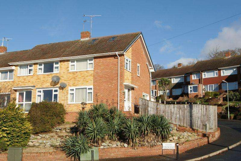 4 Bedrooms End Of Terrace House for sale in Extended 4 bedroom house in Celia Crescent, Exeter