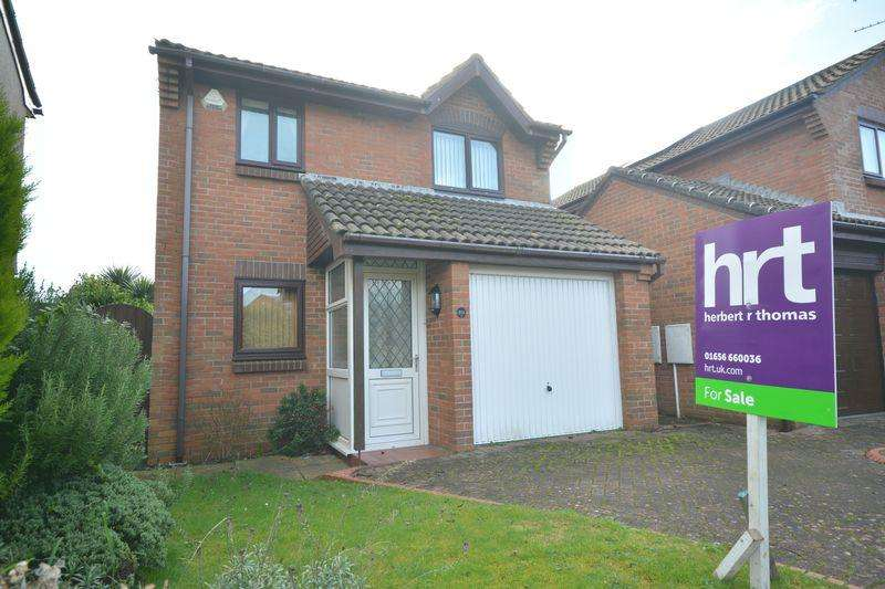3 Bedrooms Detached House for sale in 10 Nottage Meadow, Porthcawl